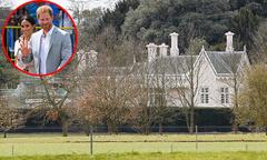 Ngôi nhà 'đẹp như tranh' được cho là quà Nữ hoàng tặng vợ chồng Harry