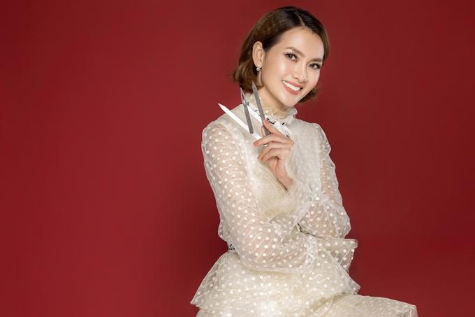 Nhiếp ảnh: Kiệt Võ, Stylist: Đinh Thành Long, Trang điểm:Đinh Long.