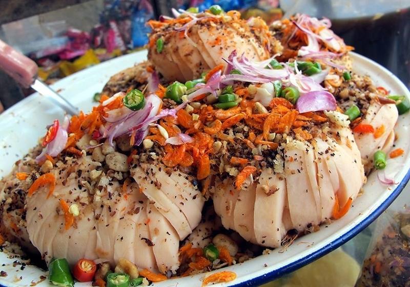 12 món ăn vặt cho chuyến oanh tạc chợ trời ở Bangkok