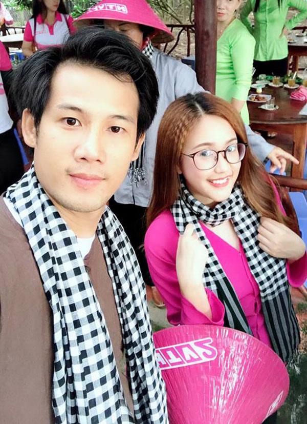 Diễn viên Thanh Thức cũng có mặt trong chuyến đi này. Anh đóng vai Tường, một giám đốc được nhiều người phụ nữ để ý và cũng là bạn của nhân vật Hương do Lê Phương đóng.