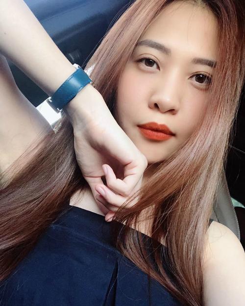 Đàm Thu Trang - bạn gái Cường Đô la