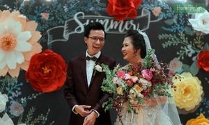 HANA Paper Art - DIY đám cưới với phong cách riêng biệt.