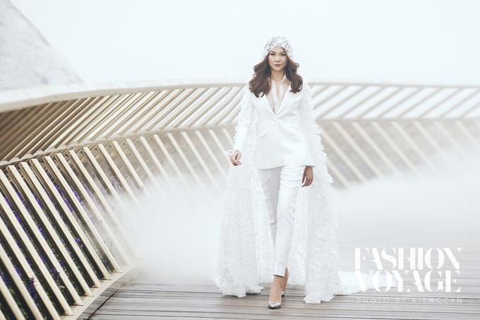 Fashion Voyage có thể được xem là buổi hẹn hò của tình thân với những tên tuổi nổi tiếng dành cho Long Kan - đạo diễn của Fashion Voyage. Biểu tượng thời trang Thanh Hằng đã