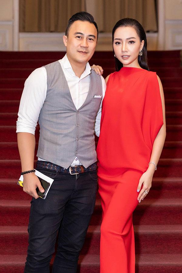 Bạn trai Việt kiều của Băng Di tên Justin Chiêm, hơn cô 9 tuổi. Anh là doanh nhân, hiện điều hành một quán bar sang trọng ở TP HCM.