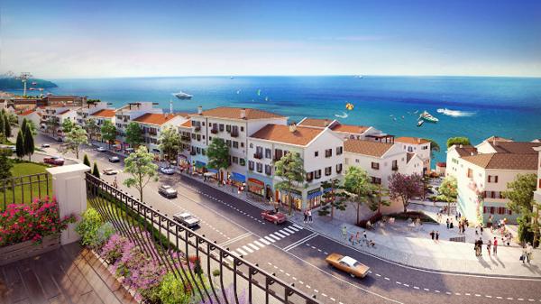 Những dự án tỷ USD bên cạnh bờ biển trở thành điểm đến của đông đảo du khách trong và ngoài nước.