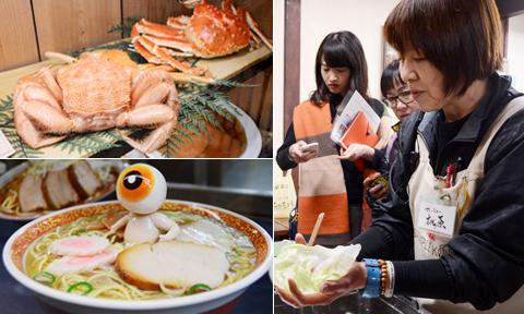 Ngôi làng ở Nhật làm đồ ăn giả giống thật đến giật mình