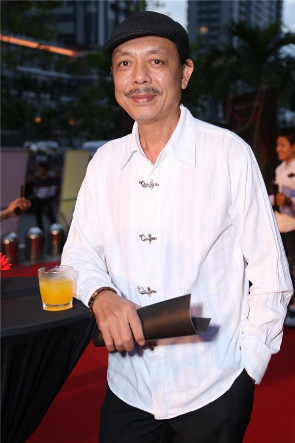 Nghệ sĩ Thanh Hoàng.