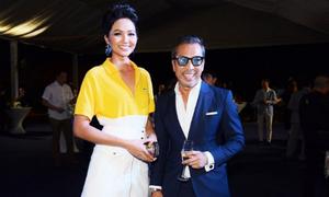 Sao Việt dự triển lãm 85 năm của thương hiệu Lacoste