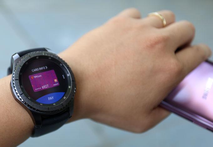 Người dùng chia sẻ về Samsung Pay sau gần một năm sử dụng - 2