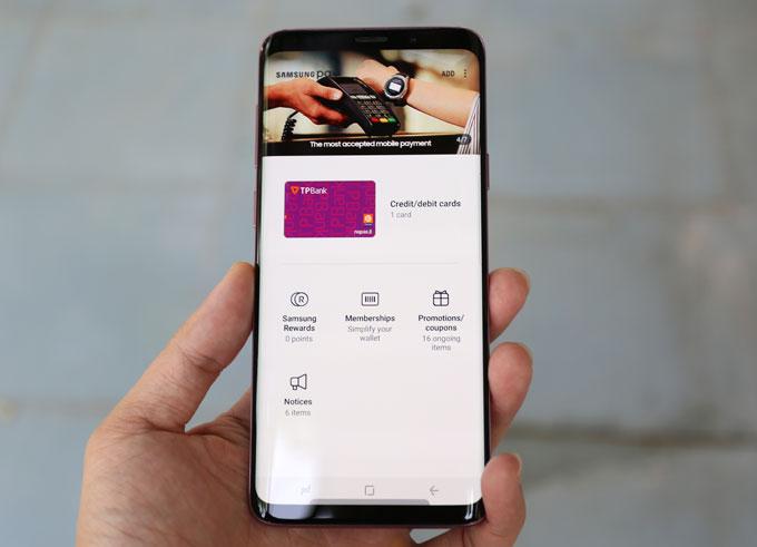 Người dùng chia sẻ về Samsung Pay sau gần một năm sử dụng - 1