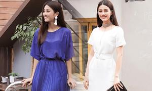 10 kiểu váy dễ mặc đi làm, tiện lợi đi chơi