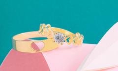10 mẫu nhẫn cưới Kim Ngọc Thủy được uyên ương ưa chuộng
