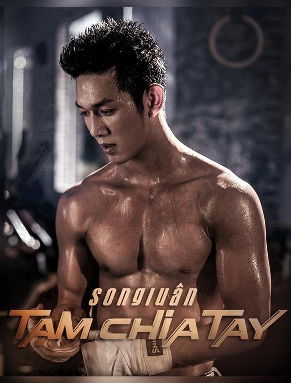 Năm 2014, Song Luân cho ra mắt ablum Tạm chia tay. Trong MV cùng tên, nam ca sĩ khoe tối đa lợi thế cơ thể vạm vỡ, săn chắc. Tuy nhiên, sản phẩm này không tạo được nhiều ấn tượng. Cái tên Song Luân sau đó cũng chìm nghỉm trong showbiz Việt.