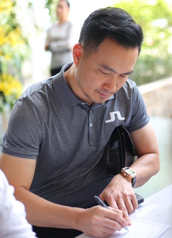 Nghệ sĩ Chi Bảo luôn nhớ về người anh điềm đạm, chỉn chu trong công việc.
