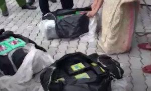 Hành trình cập cảng Cái Mép - Thị Vải của 100 bánh cocain