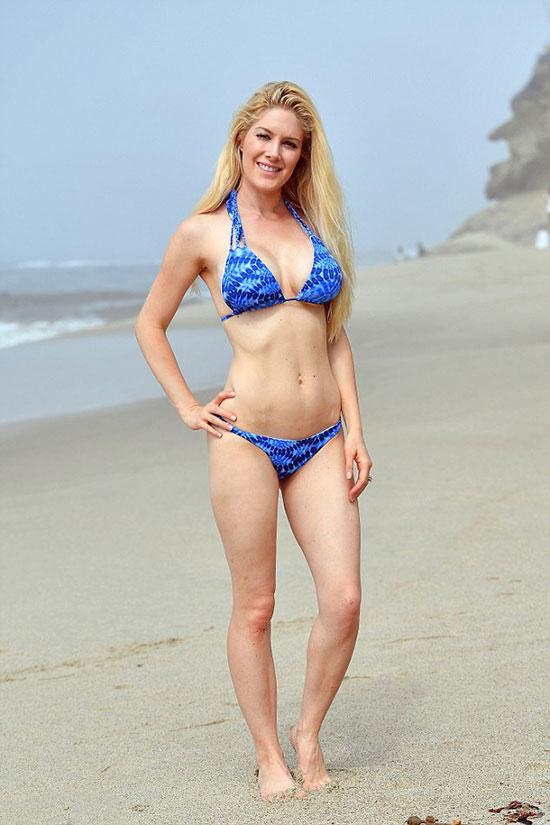 Heidi từng nhiều lần bày tỏ sự hối hận vì ném hết tiền của vào việc làm đẹp đến nỗi khánh kiệt dù trước đó cô là một ngôi sao truyền hình nổi tiếng và giàu có. Lạm dụng phẫu thuật thẩm mỹ còn khiến gương mặt cô sưng phồng và ngực to quá đàgây ra nhiều biến chứng đau đớn. Nữ diễn viên đã phải đi giảm kích cỡ ngực vào năm 2013.