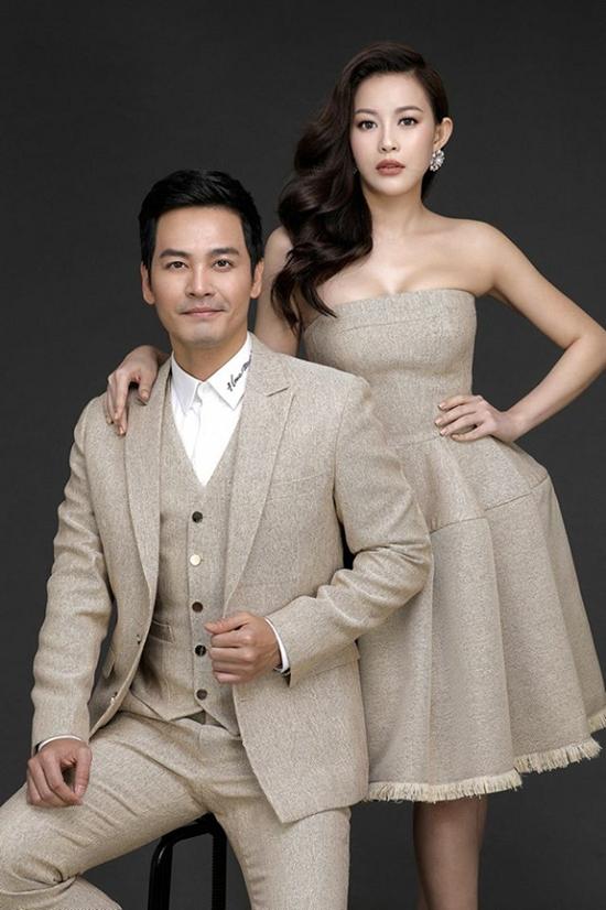 MC Phan Anh và Hoa hậu Hải Dương là hai CEO của HD Clinic