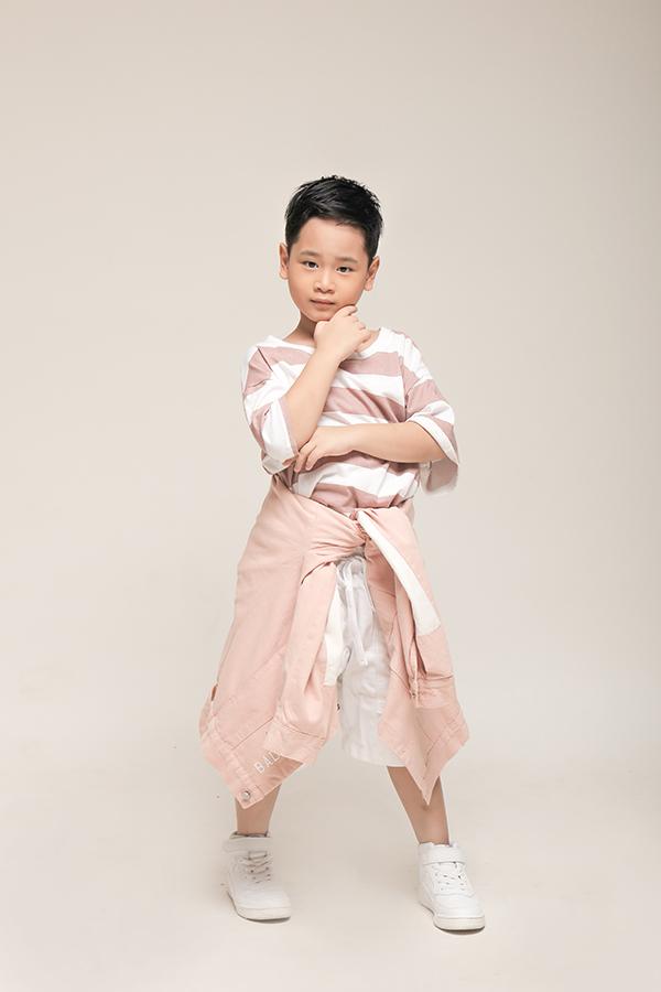 Trang phục cá tính cho bé trai - 1