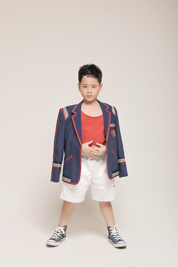 Trang phục cá tính cho bé trai - 4