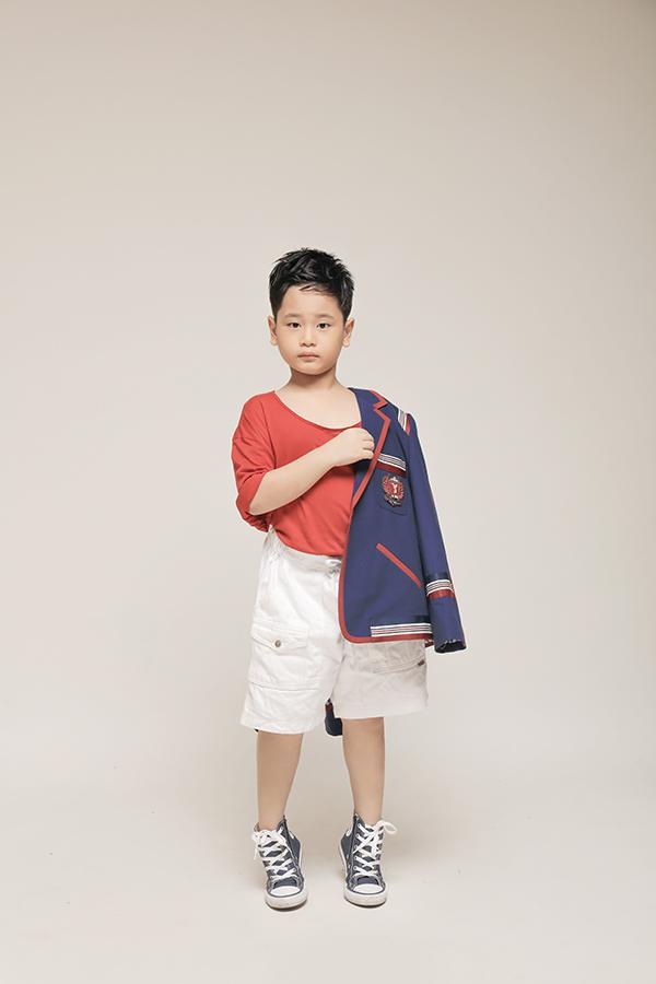 Trang phục cá tính cho bé trai - 5