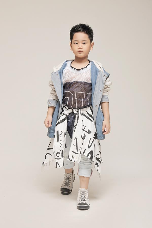 Trang phục cá tính cho bé trai - 6