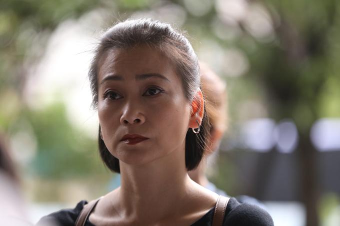 Nghệ sĩ Tuyết Thu không chỉ gắn bó với Thanh Hoàng trên sân khấu mà ngoài đời chị cũng có mối quan hệ thân tình với gia đình anh.