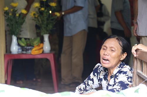Các nạn nhân đều là bà con trong cùng một chi của dòng họ Nguyễn Khắc ở thôn Lương Điền, xã Hải Sơn. Ảnh:Hoàng Táo