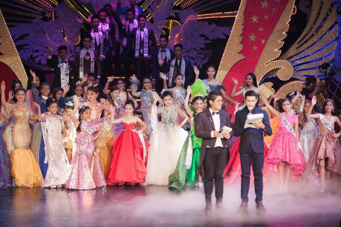 Nguyễn Ngọc Trang Anh chính thức đăng quang Hoa hậu nhí Châu Á Thái Bình Dương 2018 - 3