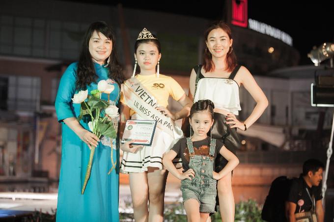 Nguyễn Ngọc Trang Anh chính thức đăng quang Hoa hậu nhí Châu Á Thái Bình Dương 2018 - 6