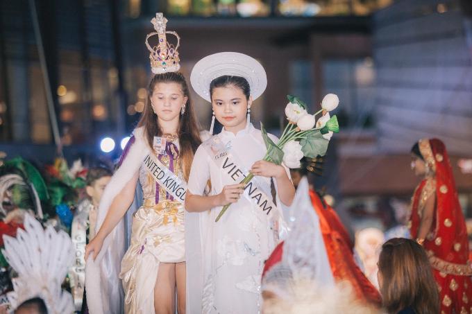 Nguyễn Ngọc Trang Anh chính thức đăng quang Hoa hậu nhí Châu Á Thái Bình Dương 2018 - 4