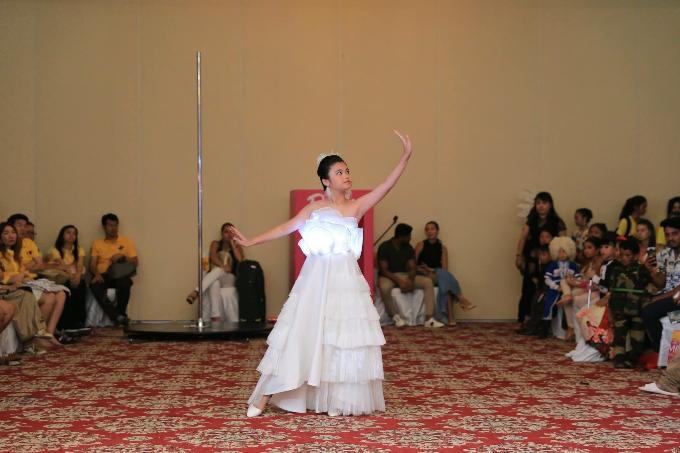 Nguyễn Ngọc Trang Anh chính thức đăng quang Hoa hậu nhí Châu Á Thái Bình Dương 2018 - 5