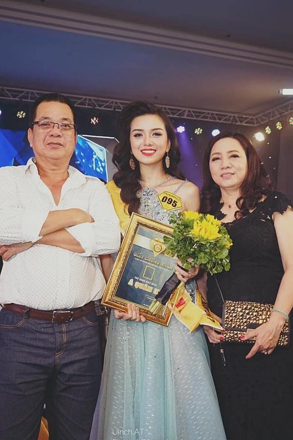 Nhan sắc của em gái Vũ Hoàng Điệp vào chung kết Hoa hậu VN 2018 - 5