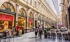 Năm trải nghiệm châu Âu đáng nhớ khi vào thu