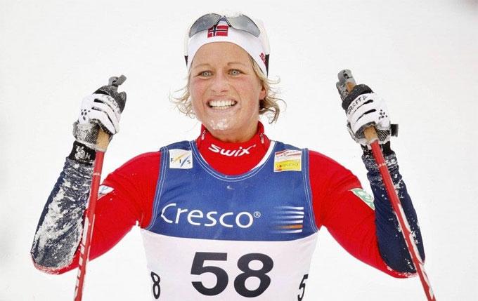 Vibeke Skofterud qua đời ở tuổi 38. Ảnh: WP.