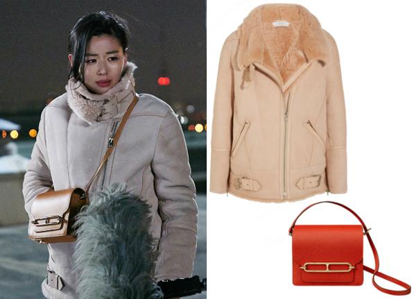 Mẫu túi Roulis từng được mợ chảnh Jun Ji Hyun sử dụng trong một phân cảnh của bộ phimHuyền thoại biển xanh.