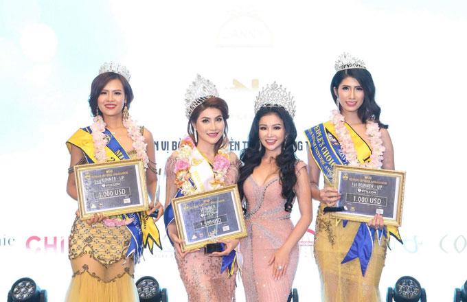 Hoa hậu Janny Thủy Trần  người đưa cuộc thi Hoa hậu Đại sứ Hoàn vũ Người Việt 2018 đến thành công tốt đẹp - 7
