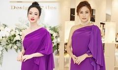 Sao Việt đụng váy tháng 7: Angela Phương Trinh 'lấn át' Mâu Thủy nhờ da trắng