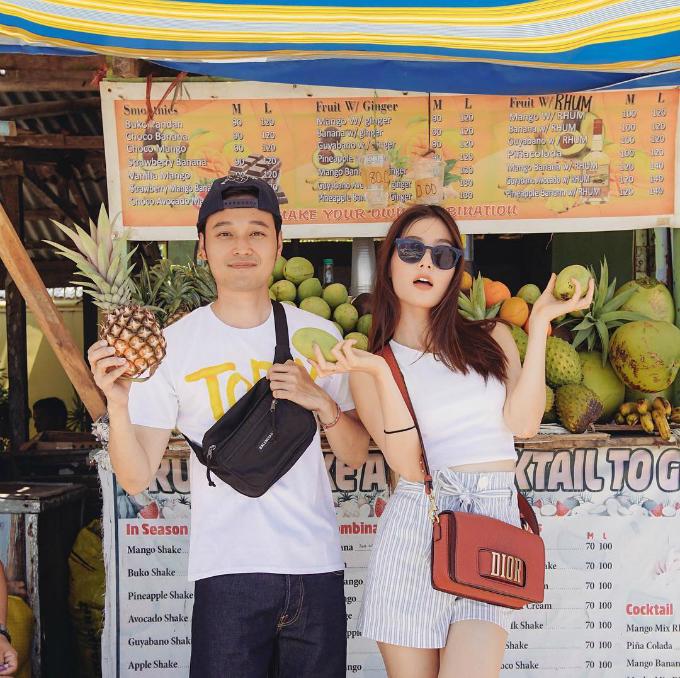 Tháng 7, hoàng tử sơn ca Quang Vinh cùng người em thân thiết Diễm My 9X cùng nhau xách vali bắt đầu hành trình trải nghiệm Philippines trong 5 ngày. Hạ cánh ở sân bay Puerto Princesa (Palwan) - El Nido, hai ngườitham gia các hoạt động thể thao ở một trong những vùng biển đẹp nhất thế giới, sau đó trở lại Manilatham gia những hoạt động vui chơi hiện đại và tham quan các công trình văn hóa của thủ đô Philippines,.