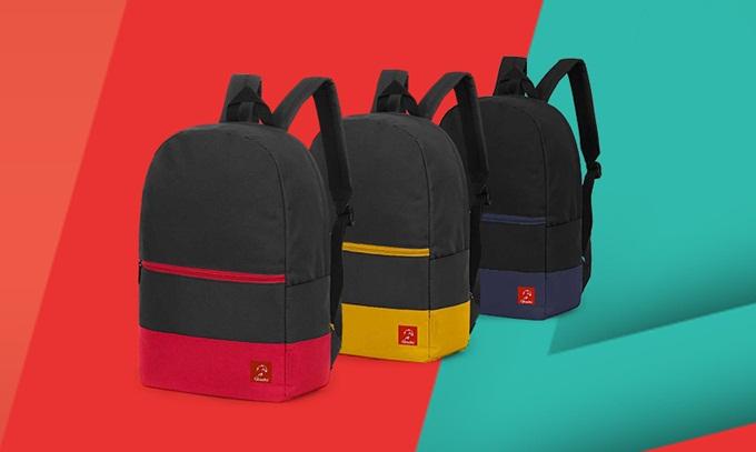 Balo Gladođồng giá từ 99.000 đồng. Sản phẩm có thiết kế trẻ trung, đường may chắc chắn, dễ dàng phối trang phục. Balo có nhiều màu sắc để bạn lựa chọn.