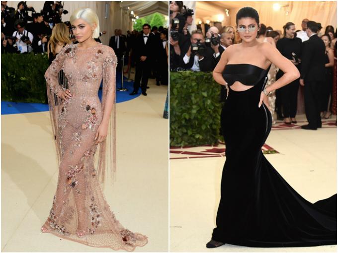 Gu thời trang của Kylie Jenner - sao nữ kiếm tiền nhiều nhất thế giới 2018 - 2