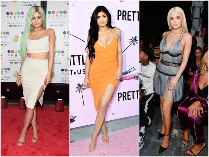 Gu thời trang của Kylie Jenner - sao nữ kiếm tiền nhiều nhất thế giới 2018 - 3