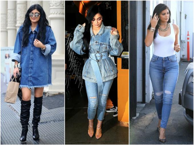 Gu thời trang của Kylie Jenner - sao nữ kiếm tiền nhiều nhất thế giới 2018 - 6