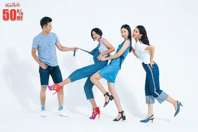 IVY moda ưu đãi 50% toàn bộ sản phẩm - 4