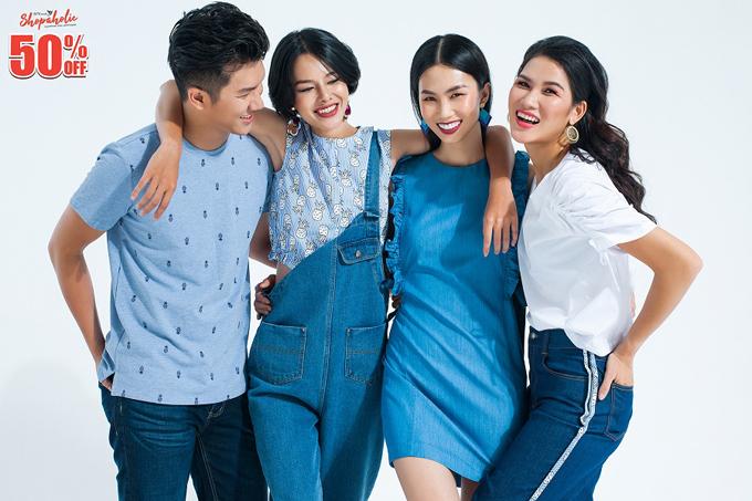 IVY moda ưu đãi 50% toàn bộ sản phẩm - 5