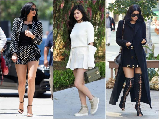 Gu thời trang của Kylie Jenner - sao nữ kiếm tiền nhiều nhất thế giới 2018 - 5