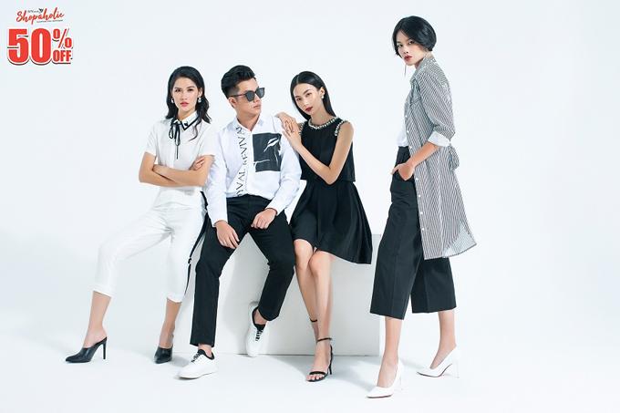 IVY moda ưu đãi 50% toàn bộ sản phẩm - 6