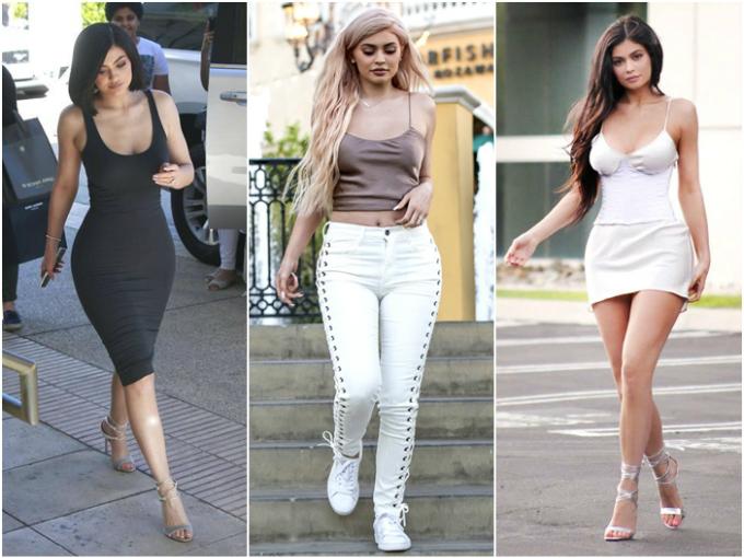 Gu thời trang của Kylie Jenner - sao nữ kiếm tiền nhiều nhất thế giới 2018 - 4