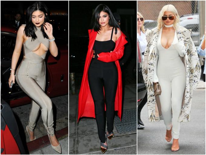 Gu thời trang của Kylie Jenner - sao nữ kiếm tiền nhiều nhất thế giới 2018 - 7