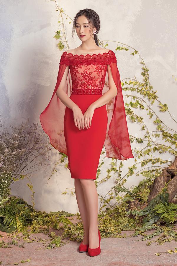 Váy ren - 1