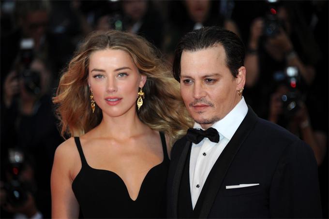Amber Heard và Johnny Depp đã có vụ ly hôn cay đắng.